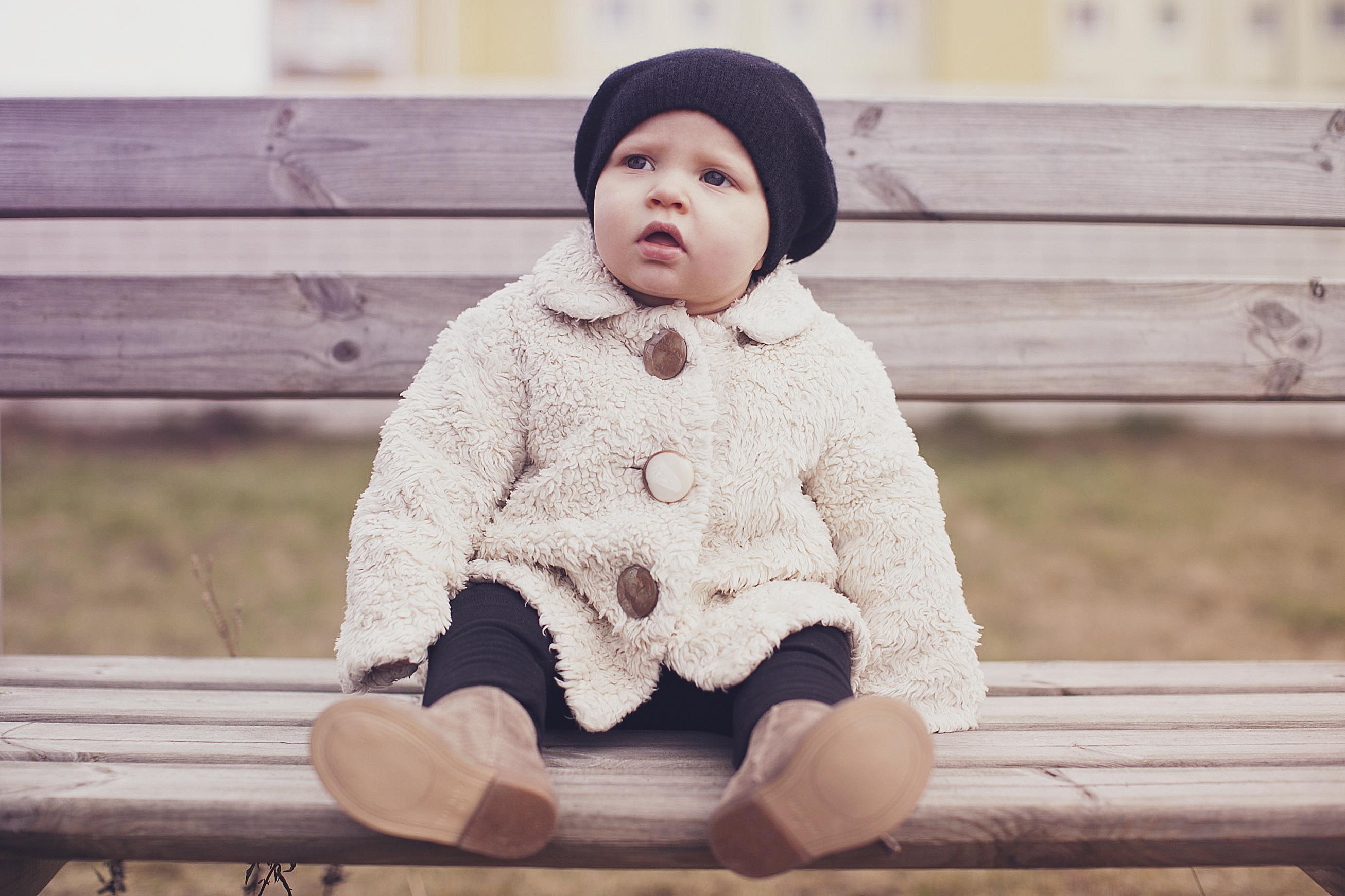 Stylowy niemowlak – Zara