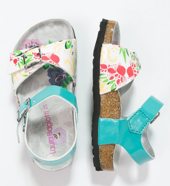 Laura Biagiotti sandały 1