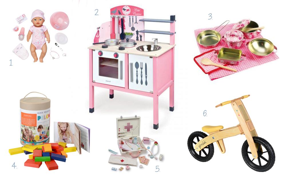 Lista zabawek dla 2-3-latki